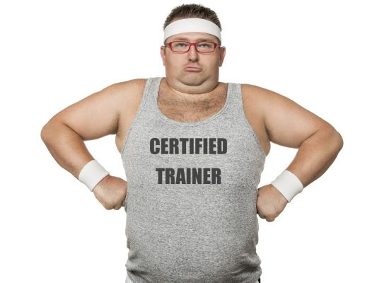 Stop Thinking Like a Personal Trainer